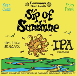 SIP OF SUNSHINE 2XIPA